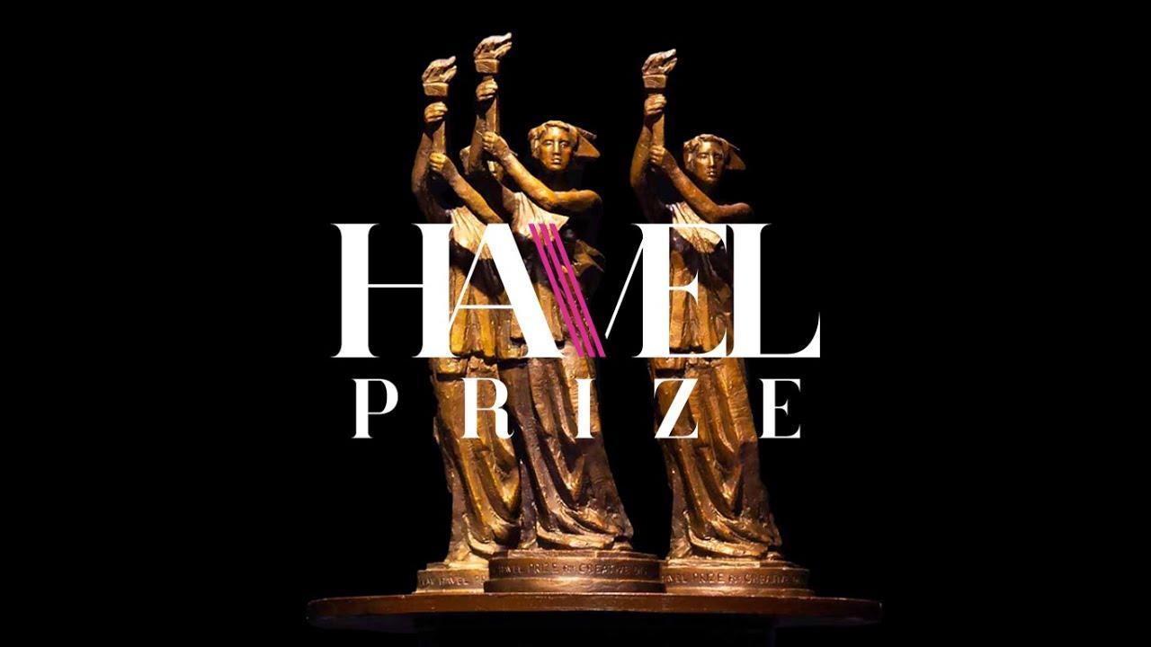 2020 Havel Prize Ceremony: Baiducao, Omar Abdulaziz, and Kizito Mihigo