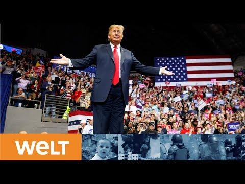 WAHLKAMPF BRUTAL: Wie diese Zwischenwahlen die USA spalten