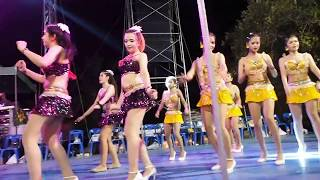 【#PhetchaburiDance Workout for weight loss】#รำวงเพชรบุรี✿Health&Beauty❤Entertainment♡Show♡