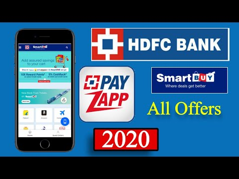 HDFC Payzapp Smart Buy 2020 Offer Exclusive || Flipkart And Amazon Smartphone Offer 2020 || Compare
