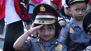 Carnaval PAUD ceria Makassar 2019
