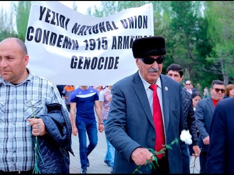 YEZIDIS REMEMBERING THE ARMENIAN GENOCIDE