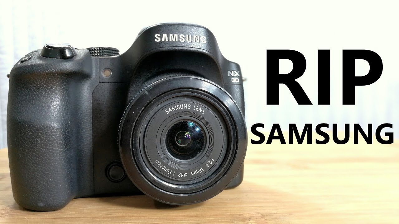 Why Samsung Could Close Its Camera Division
