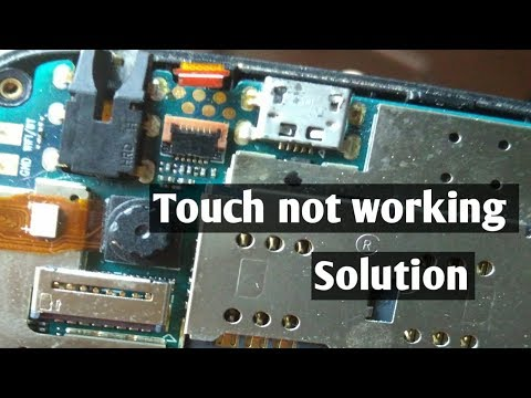How to fix smartphone touch not working after replacement ? Explain in hindi