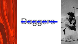 High Hi - Daggers (Lyric Video)