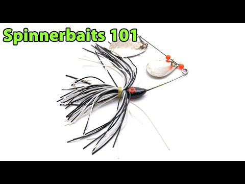 Spinner Baits, Bladed Fishing Lures, & More Tackle Talk