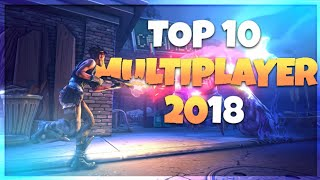 Top 10 Free Online Multiplayer Games On Android And iOS 2018 !!