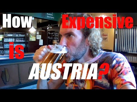 How Expensive is Traveling in AUSTRIA? My Trip to Vienna