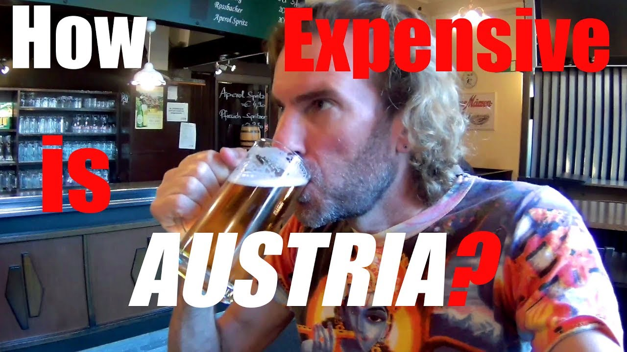 HOW EXPENSIVE IS AUSTRIA? The Journey to Vienna
