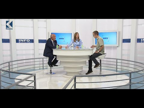 Info Magazine - Shefki Gashi, Kreshnik Ahmeti - 22.08.2016 - Klan Kosova