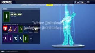 New Skin Far Out Man (Fortnite)
