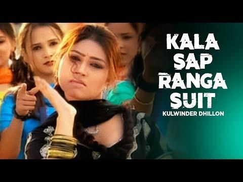 """Kala Sap Ranga Suit Kulwinder Dhillon"" Mundiyan Di Khair Nhi | Yaadan"