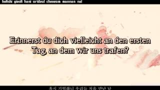 BIG BANG 「Love Dust」 -german sub-