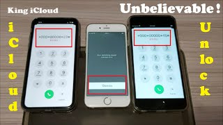 Unbelievable iCloud Unlock iPhone 4, 4s, 5, 5s, 5c, 6, 6s, 7, 8, X, 11, Pro/Max✔Without Apple ID✔