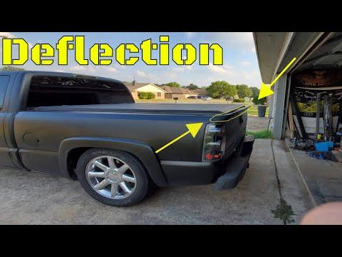 99-06 Chevy Silverado SS Intimidator Trunk Spoiler Wing Install