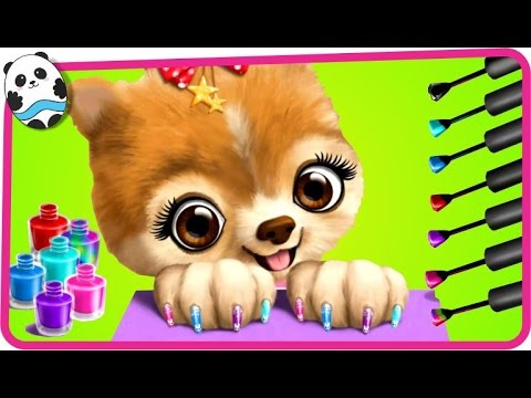 Fun Animals Care & Santa Makeover - Christmas Animal Hair Salon 2 - Dress Up Game for Kids