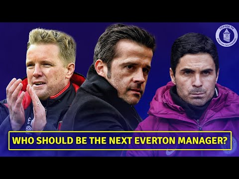 Who Should Be The Next Everton Manager?