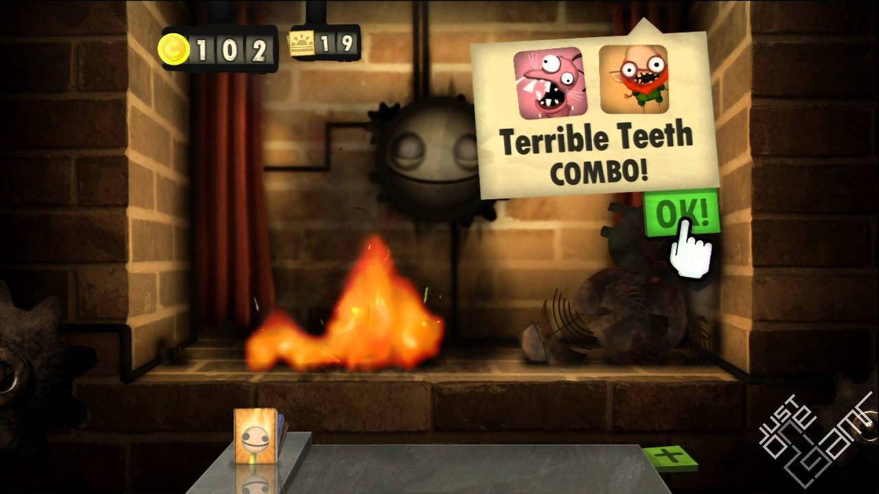& Little Inferno - Combos 11 - 20 (Wii U) - YouTube