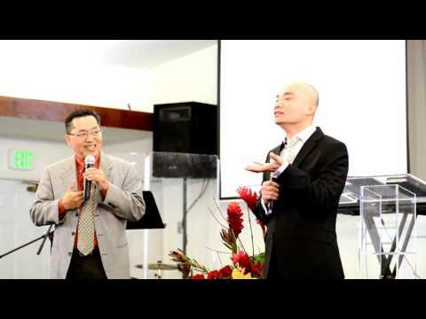 Mục Sư Nguyễn Như Bằng Hữu & Trần Mạnh Hùng (The Word Alive Church) (Hội Thánh Lời Sống) 20151122