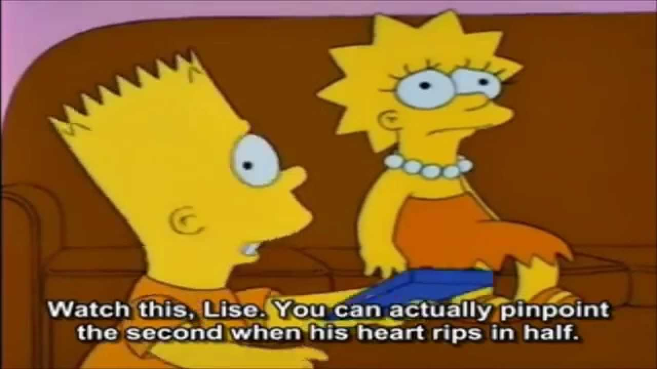 Image result for bart simpson you can pinpoint