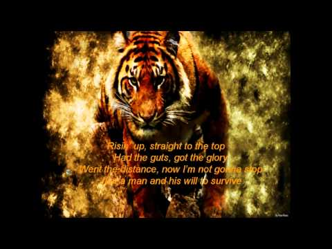 Eye of the Tiger song and lyrics - YouTube