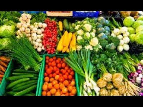 Sayuran Segar Youtube