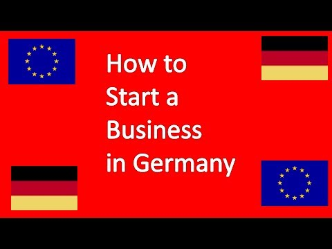 Starting a Business in Germany with Peter Vitt