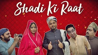SHADI KI RAAT | The Idiotz | Comedy Sketch
