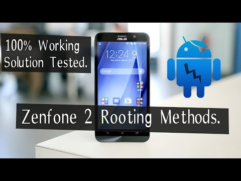 How To Root Asus Zenfone 2 100% Working Tested! | Latest