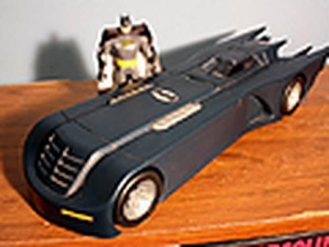 batman the animated series batmobile review youtube. Black Bedroom Furniture Sets. Home Design Ideas