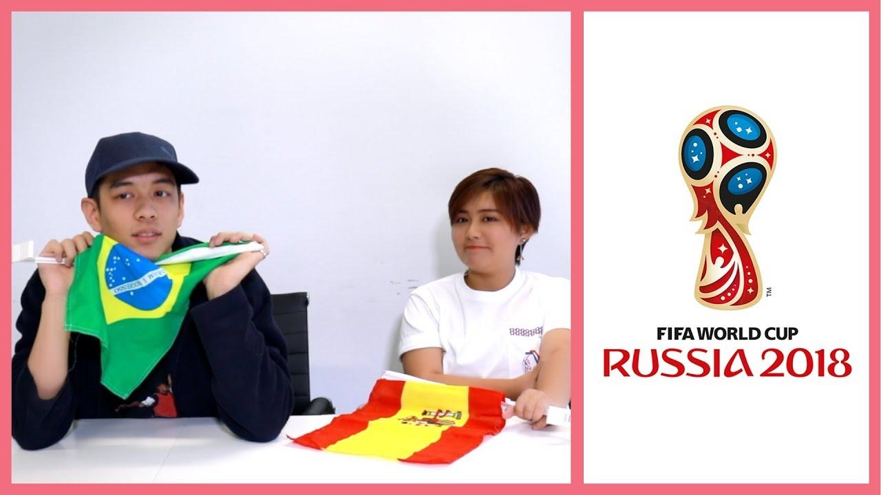 Chinese Students FIFA World Cup Challenge! 留學生世界杯知識大考驗!