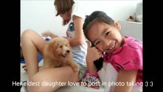 Dog training Singapore - Bong Bong, 4 months old maltipoo