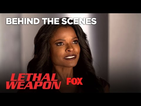 Lethal Moments: Keesha Sharp On The Murtaugh Marriage  Season 1  LETHAL WEAPON