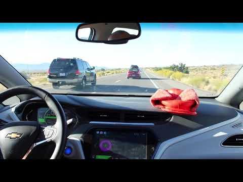 Chevy Bolt EV Road Trip Williams AZ to Ventura CA