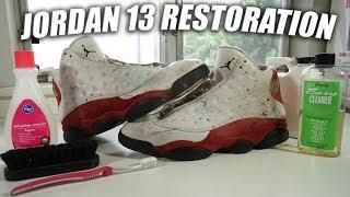 Jordan Cherry 13 Full Restoration | A Quick Thrift Fix!