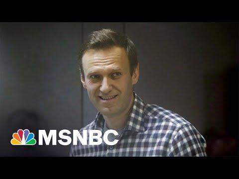 Russian Authorities Look To Designate Navalny's Organization As 'Extremist' | MSNBC