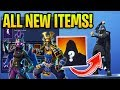 ALL *NEW* Skins coming to Fortnite Battle Royale! (Pickaxes, Backblings and Roadtrip!)