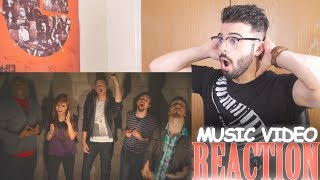 Pentatonix - Somebody That I Used To Know (Gotye cover) | Music Video Reaction
