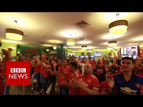 Baghdad\'s Little Manchester - BBC News