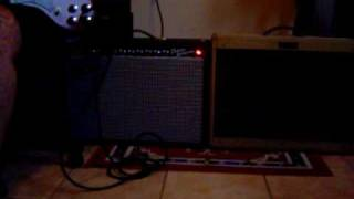 Fender amps comparative 4/4 - Blues Deluxe 90's X Deluxe Reverb '65 Reissue
