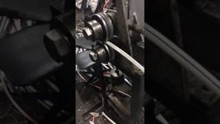 Алюминиевый кабель 4 на 120, разборка кабеля.(Производство по изготовлению универсальных станков для разделки кабеля. На станке можно разрезать медный,..., 2017-02-07T14:53:41.000Z)