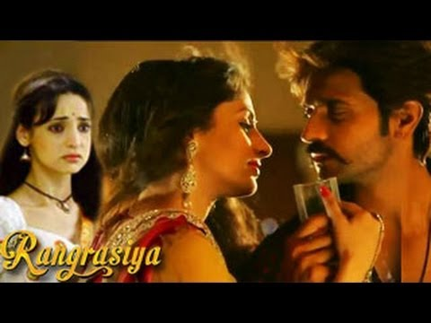 SHOCKING COMEBACK of Laila  & NEW DRAMA in Rudra & Paro's Rangrasiya 5th May 2014 FULL EPISODE HD