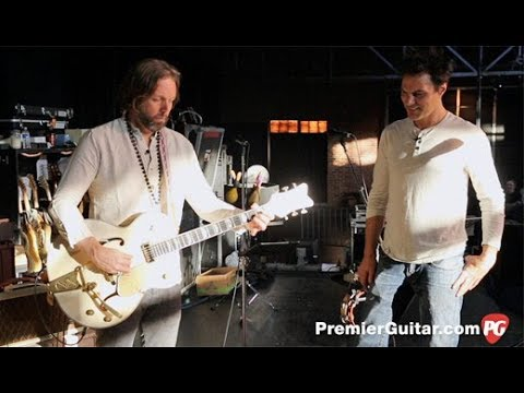 Rig Rundown - The Magpie Salute's Rich Robinson and Marc Ford