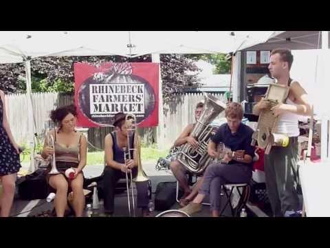"Tuba Skinny ""Rhinebeck 6 Song Set""  8/5/2012  - MORE at DIGITALALEXA channel"