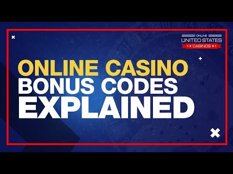 Best Online Casino Bonuses Explained - USE THESE BONUS CODES AND WIN BIG! 🤑🤑