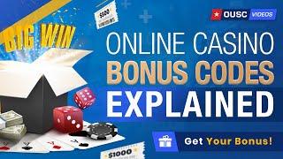 Best Online Casino Bonuses 2020 - USE THESE BONUS CODES AND WIN BIG! 🤑🤑