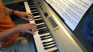 Independence Day Themes (Flyers Theme & Presidential Theme) (Piano Cover)