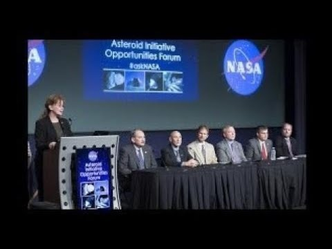 BREAKING: Planet X Shocking Announcement Reveals NASA Asteroid Redirect Mission COVER STOR