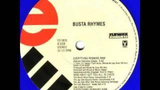 Busta Rhymes - Woo-Hah (J Dilla Bounce Remix)