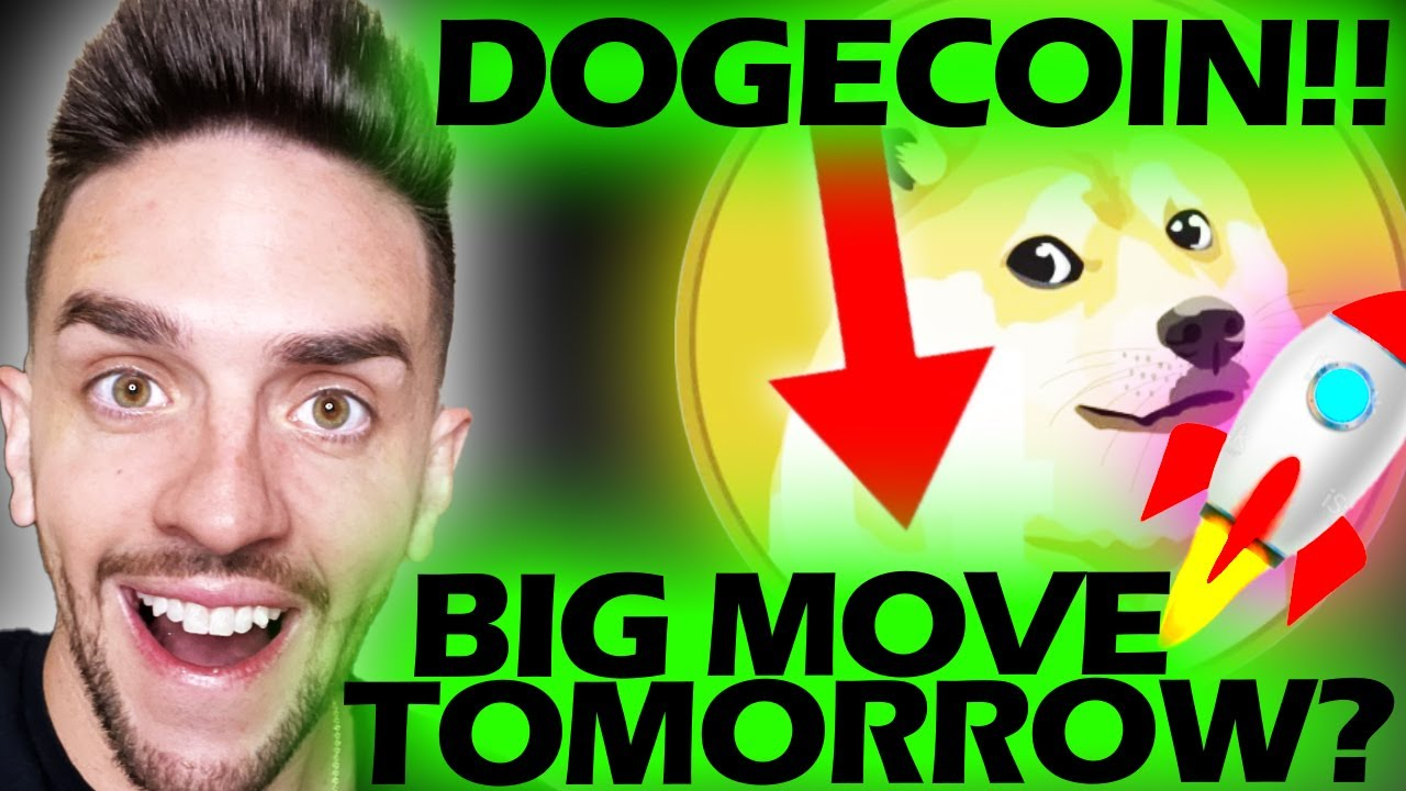 DOGECOIN!!! BIG MOVES COMING!!!!!???? #DOGECOIN #DOGE ...